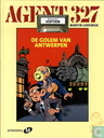 Strips - Agent 327 - De Golem van Antwerpen - Dossier vijftien