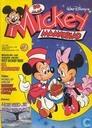 Bandes dessinées - Mickey Maandblad (tijdschrift) - Mickey Maandblad 7