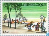 Postzegels - België [BEL] - Landschap
