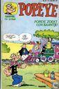 Comic Books - Popeye - GeenPopeye zoekt een baantje!