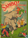 Comic Books - Sambo - Sambo! - De olifant