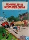 Comic Books - Spirou and Fantasio - Hommeles in Rommelgem