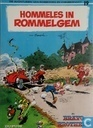 Comics - Spirou und Fantasio - Hommeles in Rommelgem