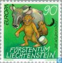 Postage Stamps - Liechtenstein - Europe – Tales and legends