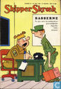 Bandes dessinées - Skipper Skræk (tijdschrift) (Deens) - 1958 nummer 25