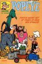 Strips - Popeye - Popeye neemt het op tegen de reus van Spinazië!