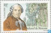 Postage Stamps - France [FRA] - Henri-Louis Duhamel du Monceau