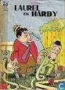 Comics - Dick und Doof - Laurel en Hardy nr. 17