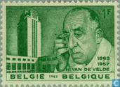 Postzegels - België [BEL] - Henry Van de Velde