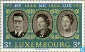 Postage Stamps - Luxembourg - Benelux