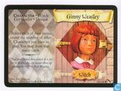 Trading cards - Harry Potter 5) Chamber of Secrets - Ginny Weasley