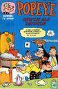 Strips - Popeye - Erwtje als dictator
