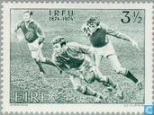 Postage Stamps - Ireland - Rugby league 100 years