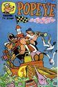 Comic Books - Popeye - het monster van het jaar