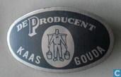 Gouda Cheese Producteur [gris]