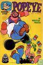 Bandes dessinées - Popeye - Popeye en de woestijnpiraten