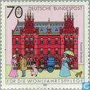 Postage Stamps - Germany, Federal Republic [DEU] - Historic post offices