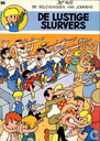 Comic Books - Jeremy and Frankie - De lustige slurvers