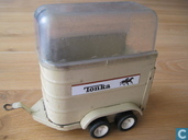 Model cars - Tonka - Horse trailer