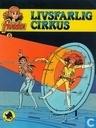Strips - Franka - Livsfarlig cirkus