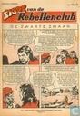 Strips - Sjors van de Rebellenclub (tijdschrift) - 1956 nummer  12
