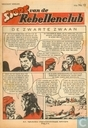 Bandes dessinées - Sjors van de Rebellenclub (tijdschrift) - 1956 nummer  12