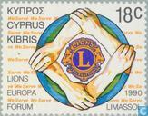 Postage Stamps - Cyprus [CYP] - Lions