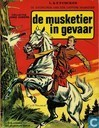Comic Books - Dappere musketier, Een - De musketier in gevaar