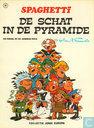 Comic Books - Spaghetti [Attanasio] - De schat in de pyramide