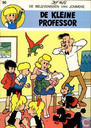 Comic Books - Jeremy and Frankie - De kleine professor