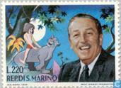 Briefmarken - San Marino - Walt Disney