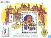 Postzegeltentoonstelling EXFILNA