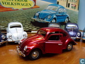 Modelauto's  - Sunnyside - Volkswagen Kever giftset