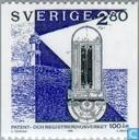 Postage Stamps - Sweden [SWE] - Patent Office