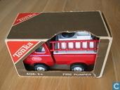 Model cars - Tonka - Tonka Fire Pumper #1256