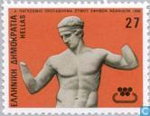Timbres-poste - Grèce - Sports