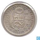 Münzen - Peru - Peru ½ Sol 1907