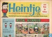 Bandes dessinées - Heintje (tijdschrift) - Nummer  7