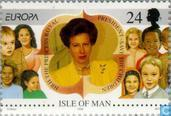 Postage Stamps - Man - Europe - Women of Achievement