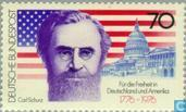 Postage Stamps - Germany, Federal Republic [DEU] - 200 years of independence of America