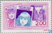 Youth stamp exhibition Nevers