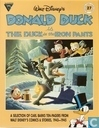 Comic Books - Donald Duck - Donald Duck in The Duck in The Iron Pants