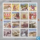 Postage Stamps - Gibraltar - History of Gibraltar