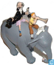 Tintin Eléphant