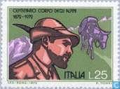 Postzegels - Italië [ITA] - Alpini-korps 100 jaar