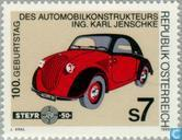 Postage Stamps - Austria [AUT] - 100th birthday Karl Jenschke