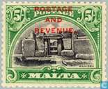 Imprint Postage & Revenue