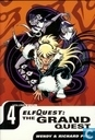Bandes dessinées - Le Pays des elfes - The grand quest volume 4