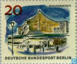 Postzegels - Berlijn - Nieuw Berlijn