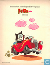 Comic Books - Felix the cat - Het stofverslindende monster